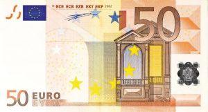 Omaggio 50 euro