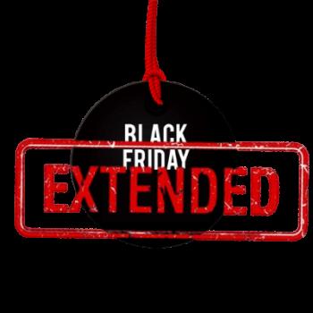 Black Friday Extended